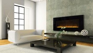 Astria Electric Fireplace