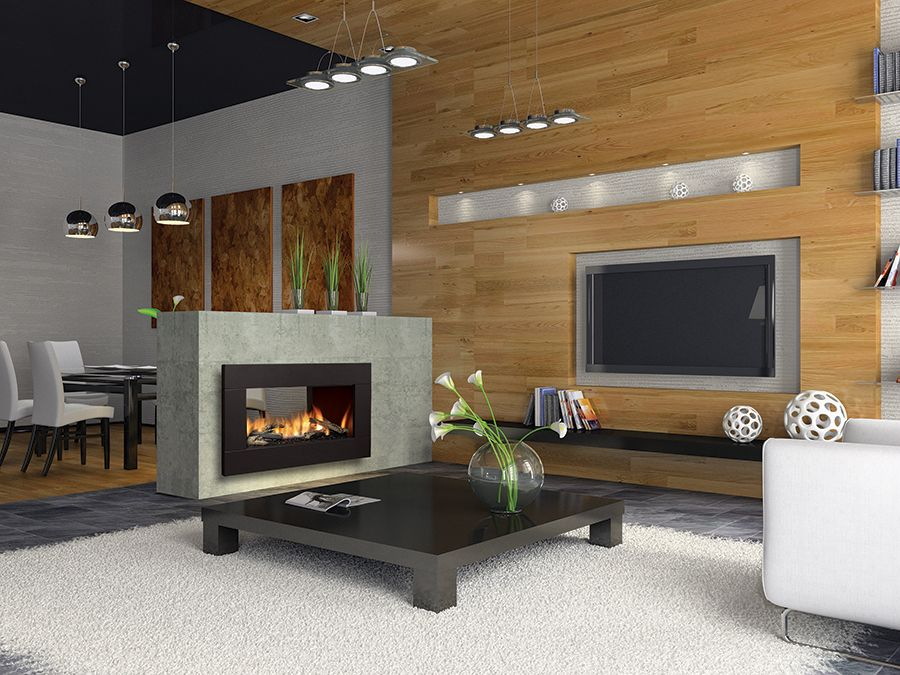 Gas fireplaces ottawa wood stoves gas inserts the for Modern fireplace gas