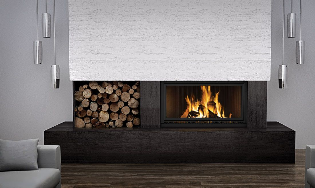 Astria Electric Fireplace Napoleon Wood Fireplace ...