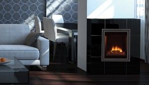 Astrai Capella 27 1 Electric Fireplace