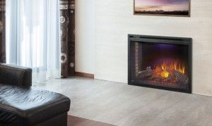 Napoleon BEF40H Electric Fireplace