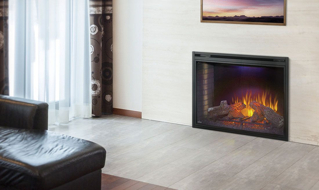 Electric Dynasty Fireplaces Ottawa The Burning Log