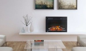 Napoleon Cinema 24 Electric Fireplace
