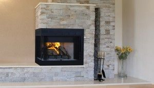 Astria Ingnook Corner 1 Wood Fireplace