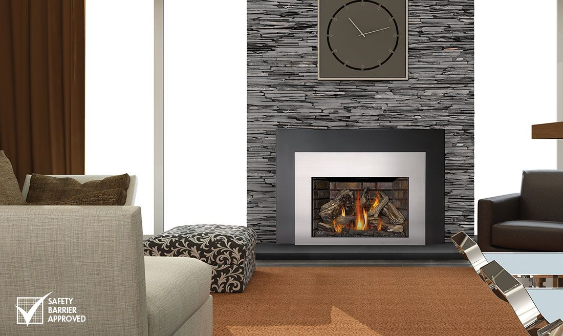 napoleon gas natural vent fireplace npl insert
