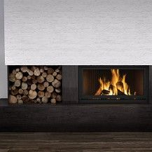 Napoleon NZ7000 Wood Fireplace