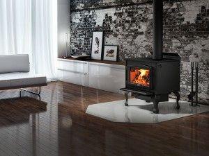 Usburn OB02000 2000 Wood Stove