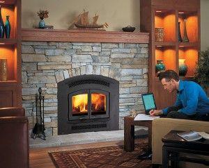 Regency EX90 1 Wood Fireplace