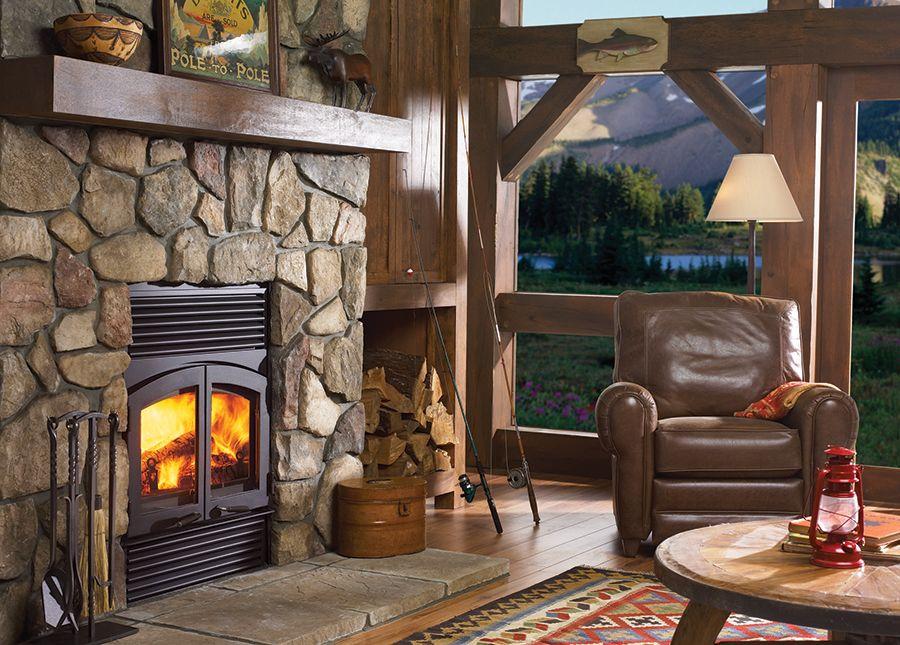 Wood Stoves Ottawa | Wood Burning Fireplace | The Burning Log