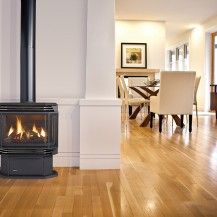 Regency Stove Fireplace 3