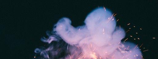 gas fireplace safety smoke flame