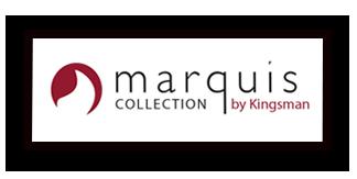 Marquis gas fireplaces - colour logo