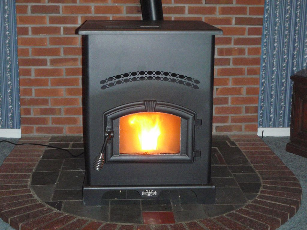 How To Keep Your Pellet Stoves Clean Burning Well The Burning Log