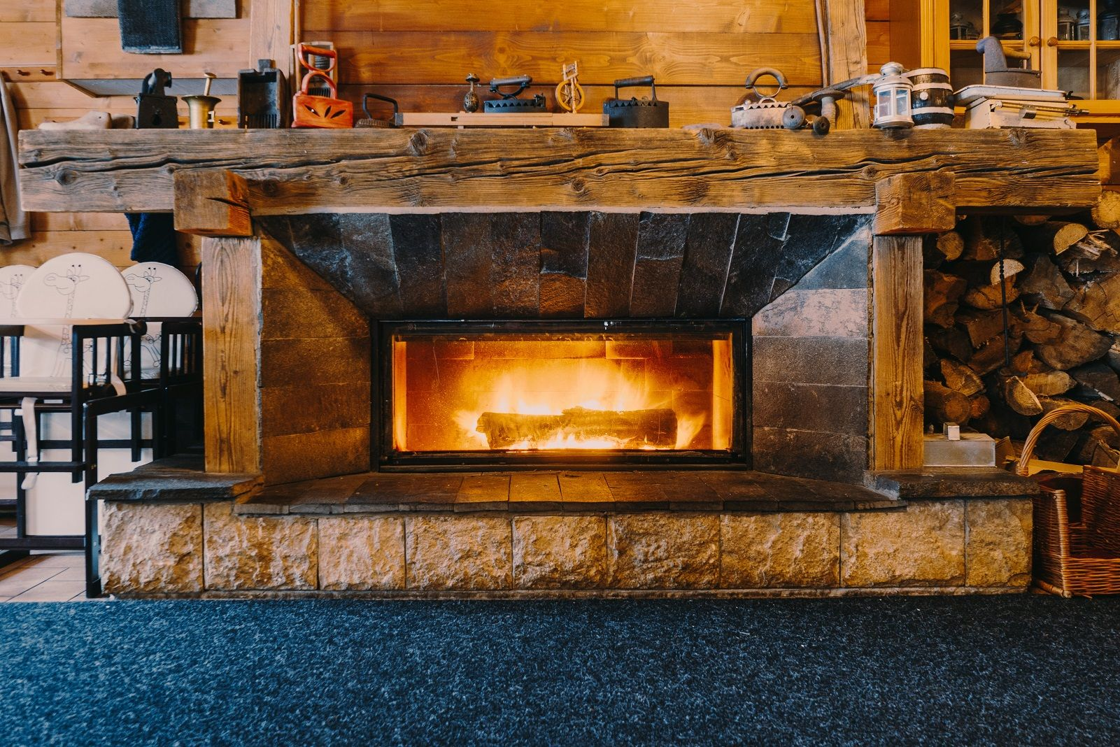 Considering A Gas Fireplace In Ottawa The Burning Log
