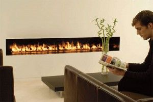 Electric fireplaces can provide stunning design options and immense benefits in smaller rooms that might not otherwise have a fireplace.