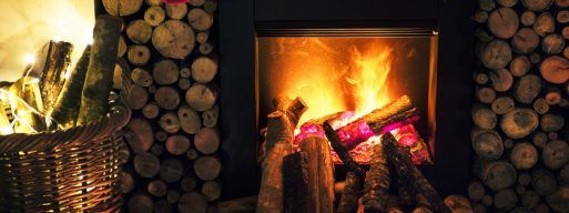 Choosing Between Types Of Fireplaces For Your Home Burning Log